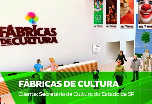 Fábricas de Cultura