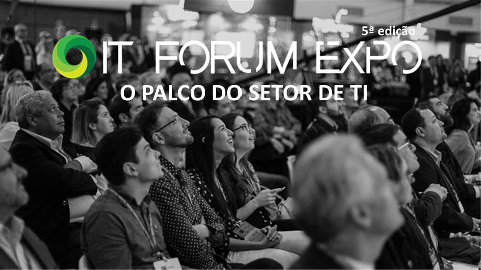 DreamONE marca presença no IT Forum Expo 2017