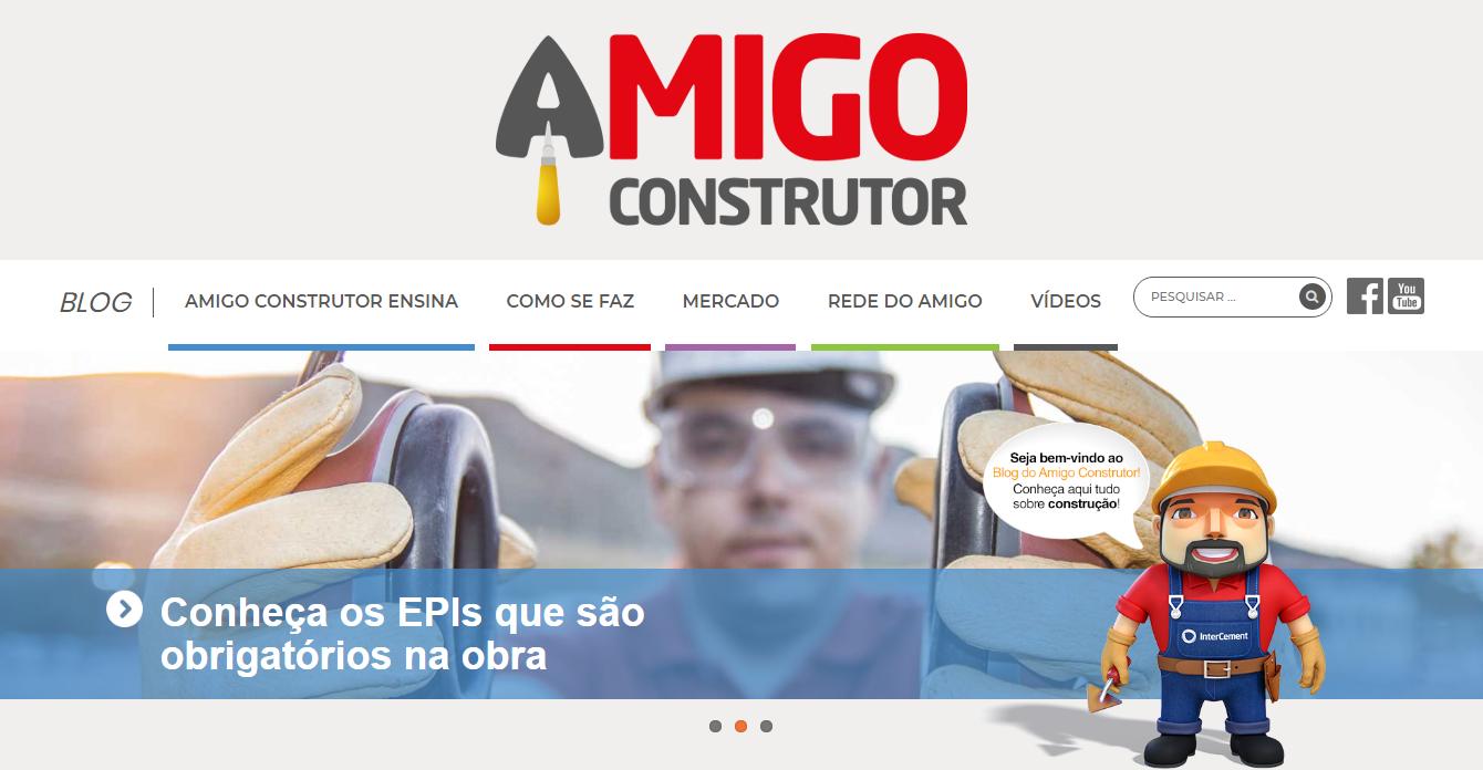 Blog Amigo Construtor