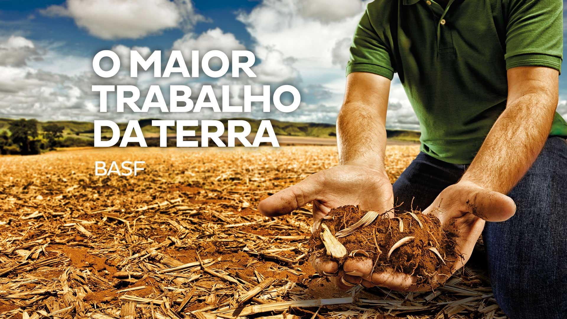 Case BASF Agro: O Maior Trabalho da Terra