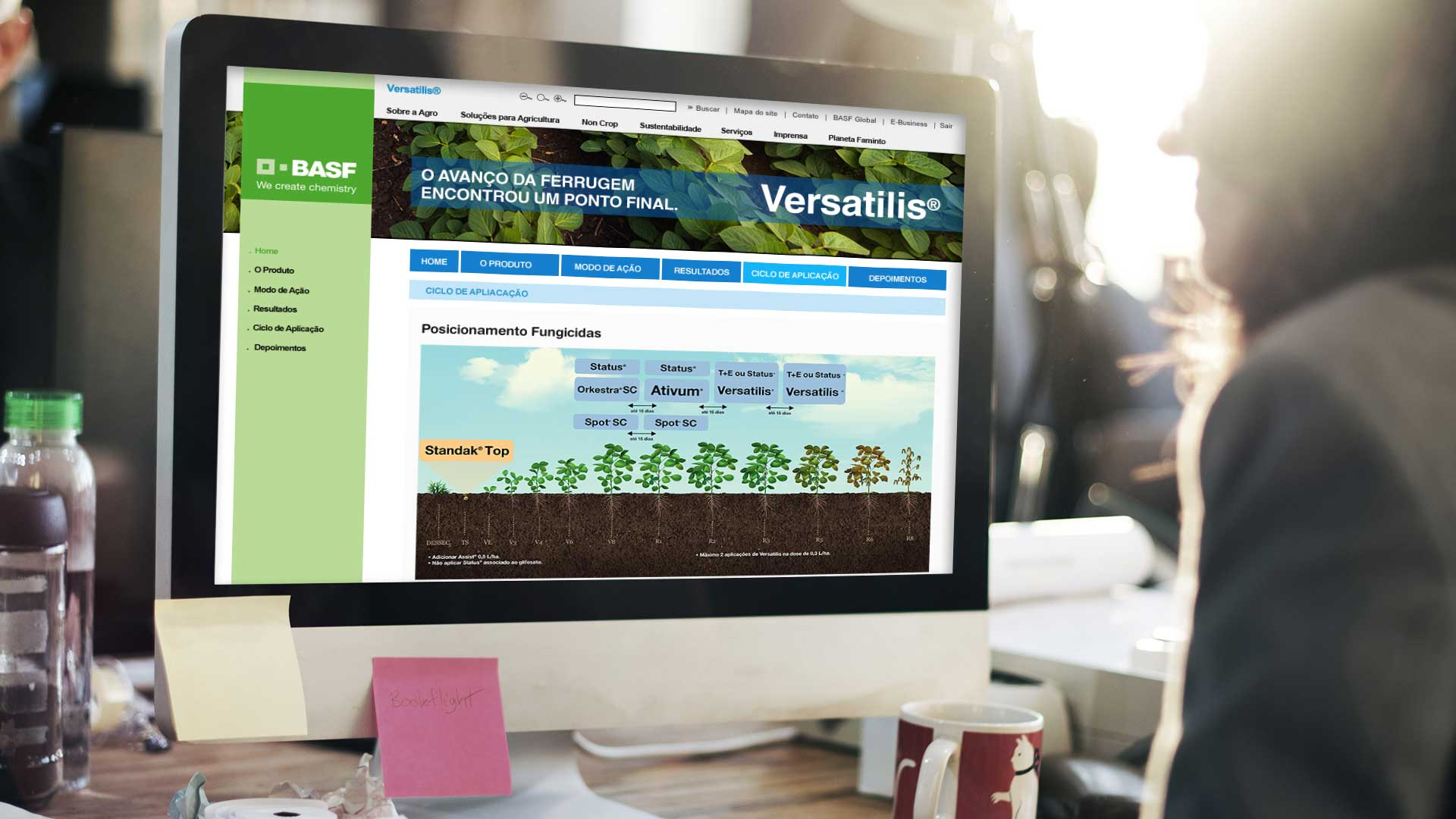 Case BASF: Versatilis