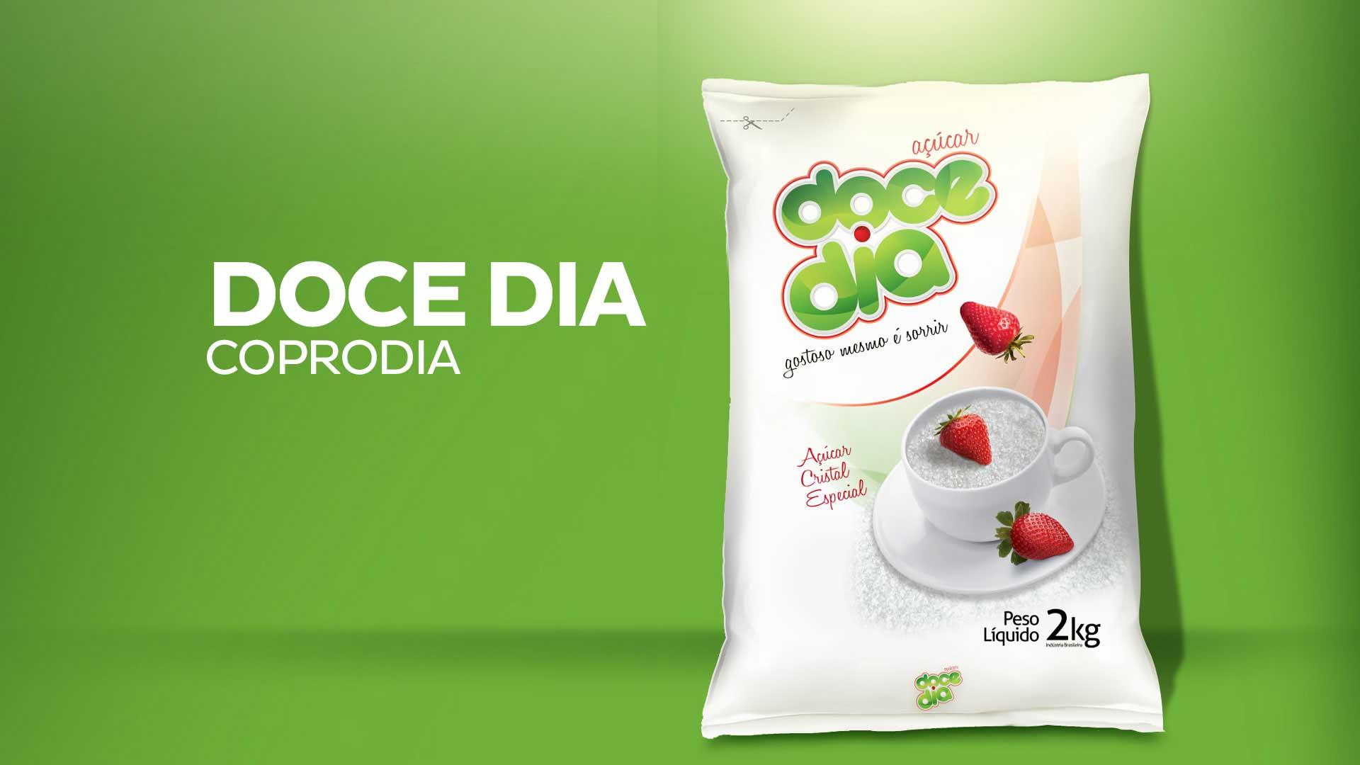 Case Coprodia: Açúcar Doce Dia