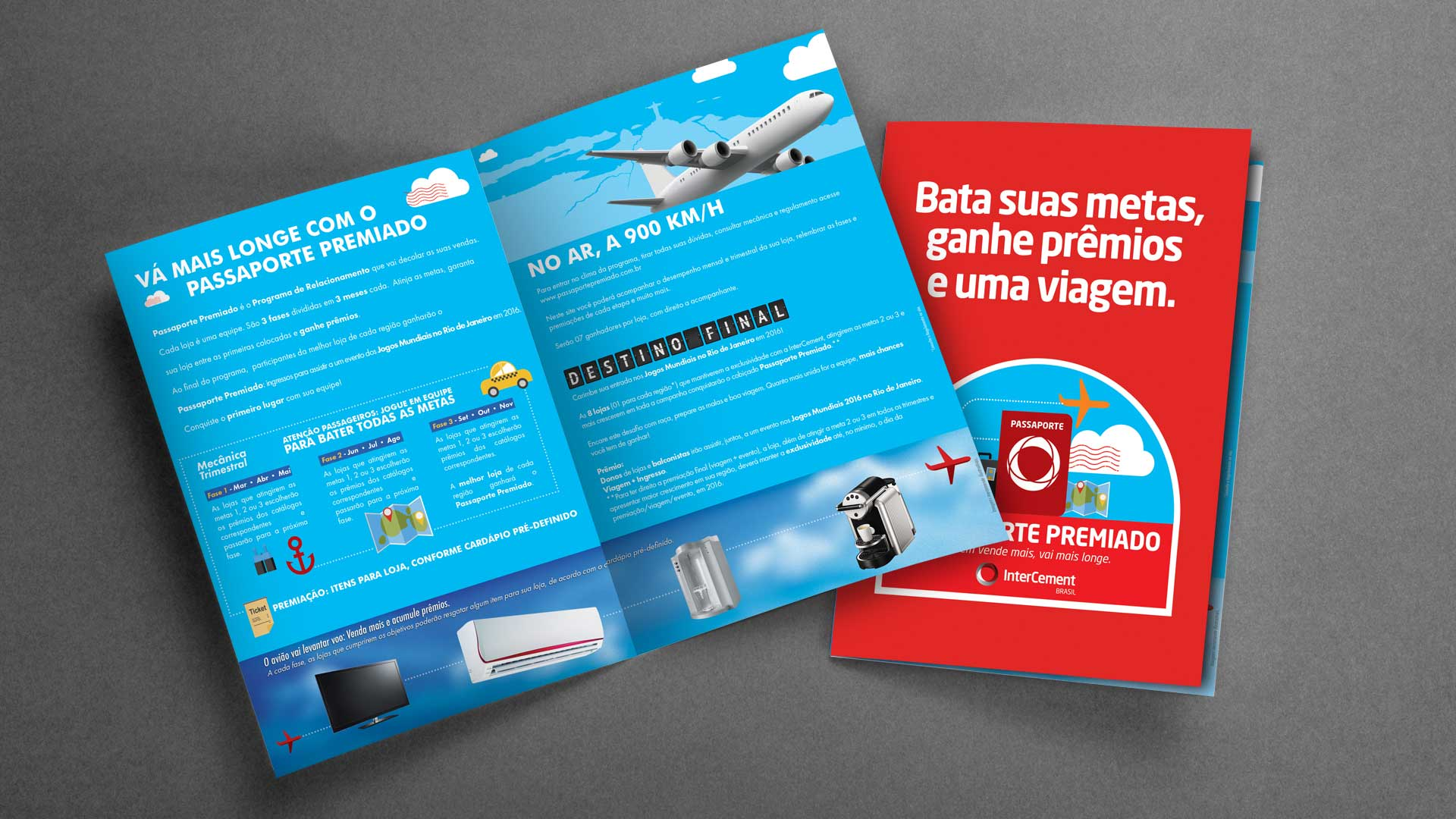 Case Intercement – Passaporte Premiado