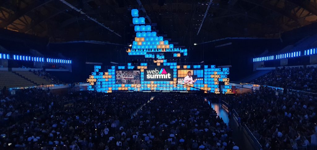 Internet das Coisas é o foco do segundo dia de Web Summit